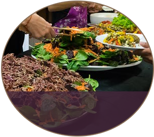 Catering - Food Feast during Festivals