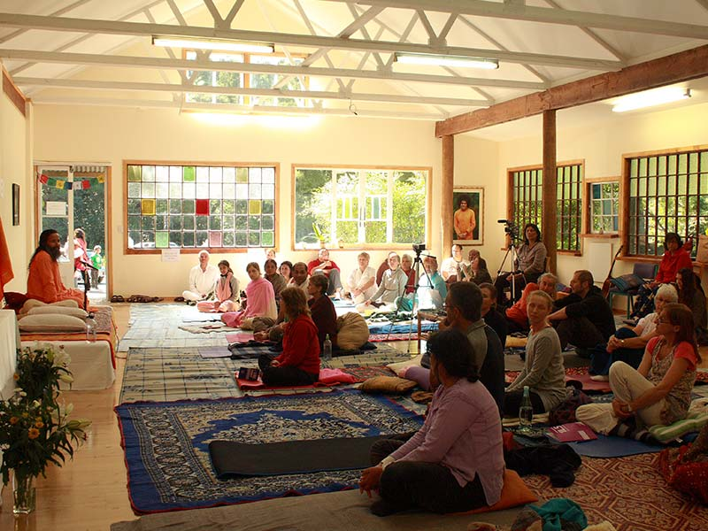 Lotus Yoga Studio - Seminar in Progress