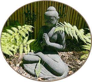 Budha Statue at Kawai Purapura