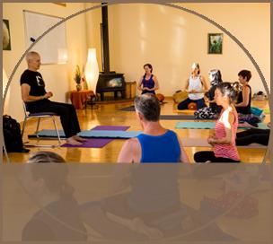 Kahikatea Yoga Studio Meditation Class