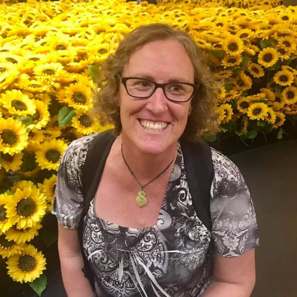 Photo of Patrea Kelly, a wellness practitioner at Kawai Purapura